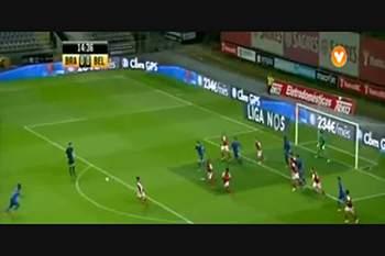 30.ªJ: SC Braga - Belenenses 14/15