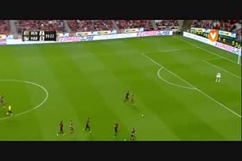 TP: Benfica - Marítimo 16/17
