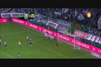 9J: Sporting - Estoril 15/16