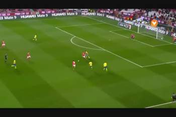 21ª J: Benfica - Arouca 16/17