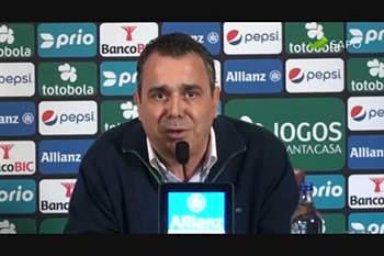 """Vizela pede receita de jogo ao Sporting """"para renovar frota"""""""