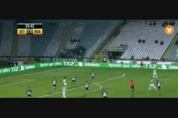 Taça da Liga: Setubal-Boavista