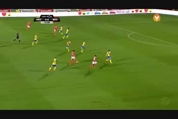 4.ªJ: Arouca-Benfica 16/17