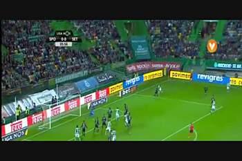 12ªJ: Sporting - Vitória FC 16/17