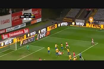 20ª J: SC Braga - Estoril 16/17