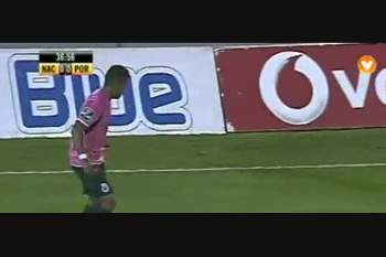 Liga (26ª J): Resumo Nacional 1-1 FC Porto