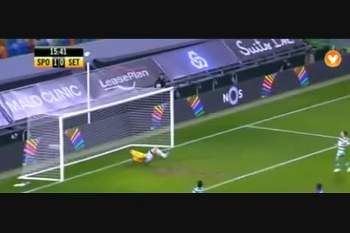 Taça da Liga: Sporting x V. Setúbal 2015