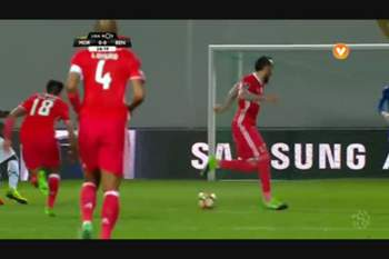 28.ªJ: Moreirense-Benfica 16/17