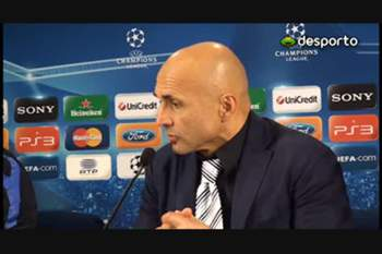 "Treinador do Zenit: ""merecemos passar"""