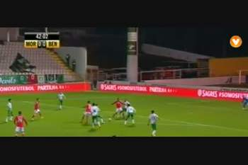 TL: Lances Moreirense-Benfica