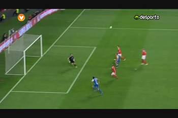 TL 11/12: Resumo Benfica 3-2 FC Porto