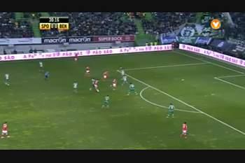 20ªJ: Lances Sporting - Benfica