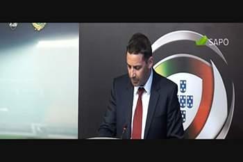 Pedro Proença eleito presidente da Liga de Clubes