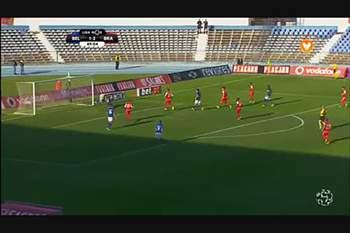 26ª J: Belenenses - SC Braga 16/17