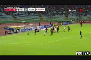 Parceria do FC Porto faz golo do México frente a Trinidad e Tobago
