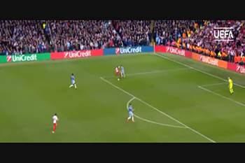 Falcao (City 5-3 Monaco)