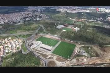 Conheça a Cidade do Futebol