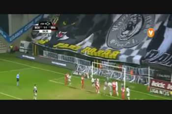 21ª J: Boavista - SC Braga 16/17