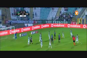 9.ª J: V. Setúbal - FC Porto