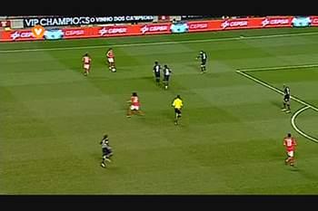 Lances Benfica-Marítimo