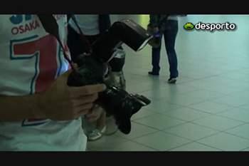 LC: Otelul - Benfica 11/12