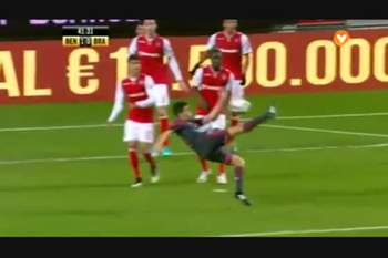 TP: Benfica-Braga