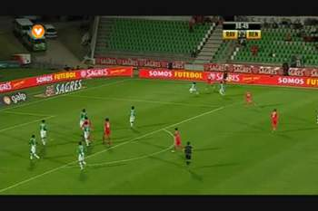 Benfica, Jogada, Witsel, 89m