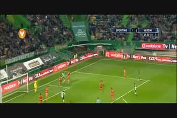 TL 16/17: Sporting - Varzim