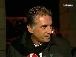 """Carlos Queiroz: """"Ficará para sempre na memória"""""""