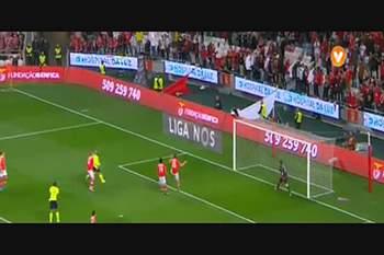 28ª J: Lances do Benfica-Braga