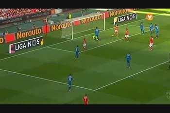 7.ª J. 16/17: Benfica - Feirense