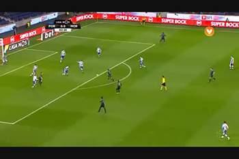 17ªJ: FC Porto - Moreirense 16/17