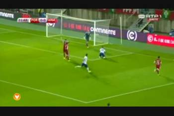 Qal. Euro 2016: Portugal - Arménia