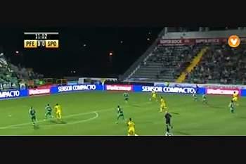 27.ªJ: Lances P. Ferreira-Sporting