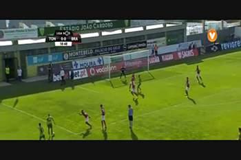 34ªJ: Tondela - SC Braga 16/17