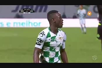 21ª J: Moreirense - Sporting 16/17