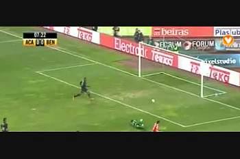 11ªJ: Académica - Benfica
