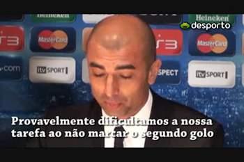 Di Matteo «Esperávamos um jogo difícil»
