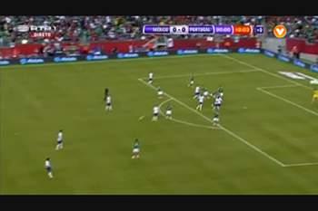 Preparação: Portugal vs México