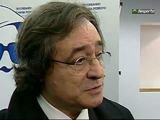 """António Oliveira: """"Sinto-me um privilegiado"""""""