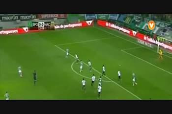 5J: Sporting-Nacional 15/16