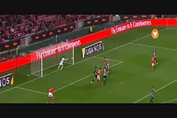 20ª J: Benfica - Nacional 16/17
