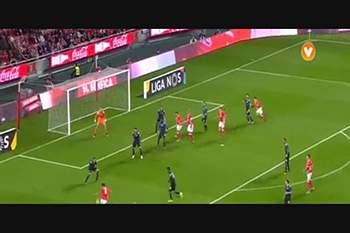 11ª J: Benfica - Moreirense 16/17