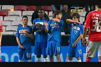 Benfica, Jogada, Cardozo, 66m