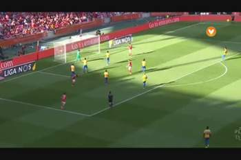 31.ªJ: Benfica - Estoril-Praia 16/17