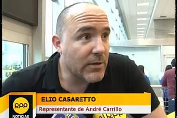 """Elio Casaretto: """"Não vamos tomar uma decisão até janeiro"""""""