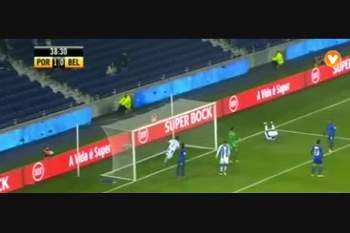 16ª J: FC Porto-Belenenses