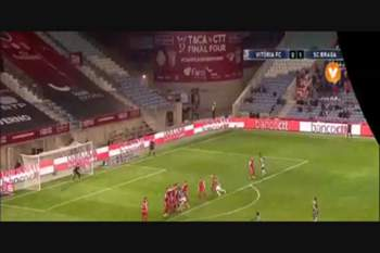 TL (1/2 finais): V. Setúbal - SC Braga