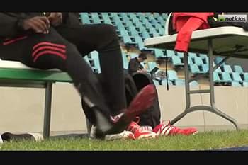 Preparação dos Paralímpicos 2012