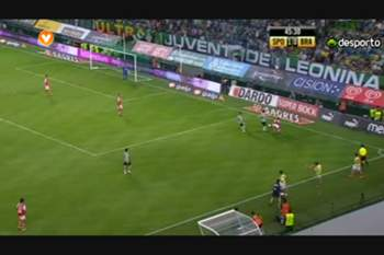 Liga (30ªJ): Polémicas Sporting 3-2 Sp. Braga